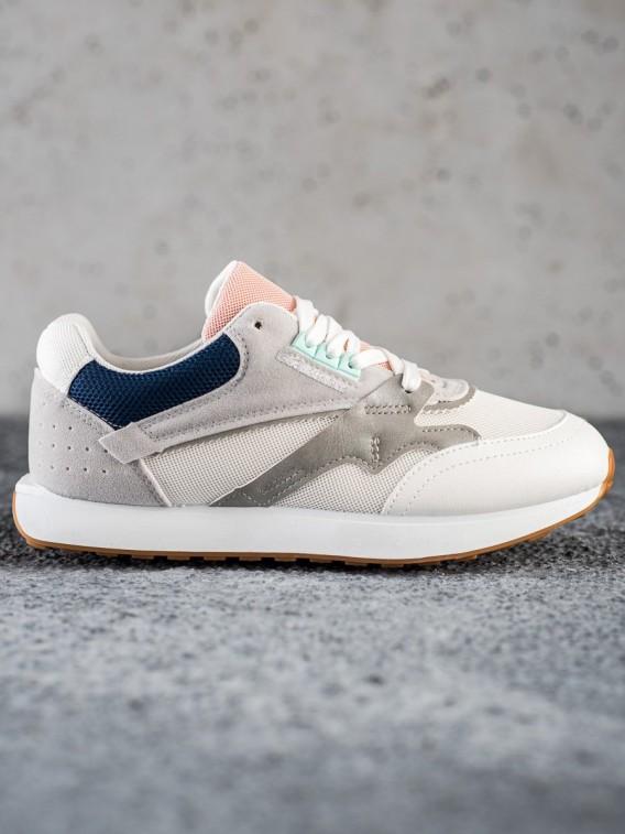 Farebné športové topánky