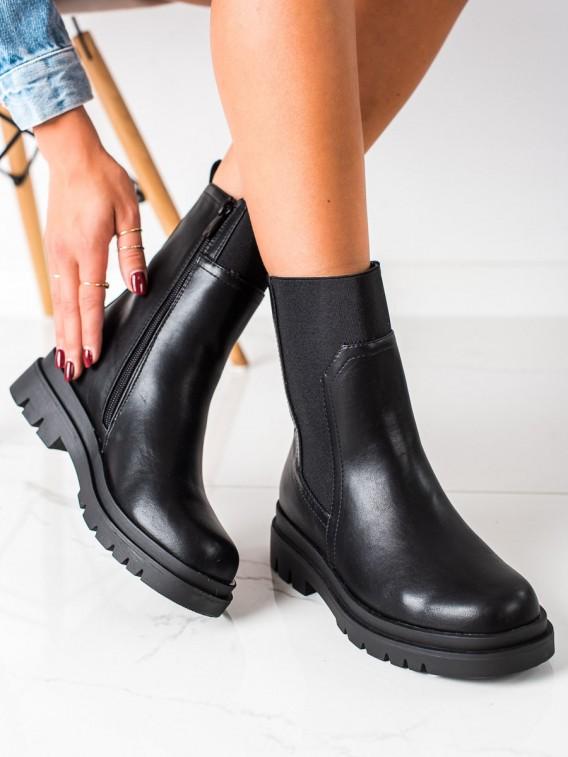 Vysoké topánky
