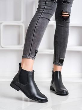 Zateplené topánky