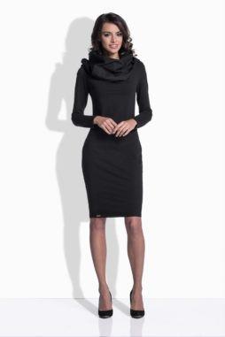 čierne šaty 1