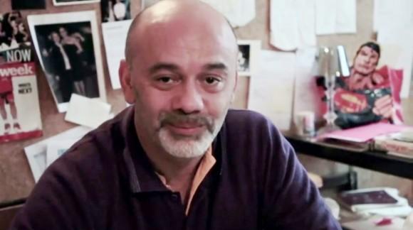Slávny dizajnér obuvi – Christian Louboutin